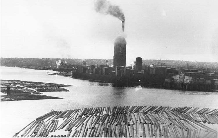 Ballard Mill March 1935