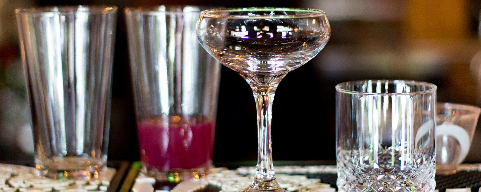 Rotating Drink Specials