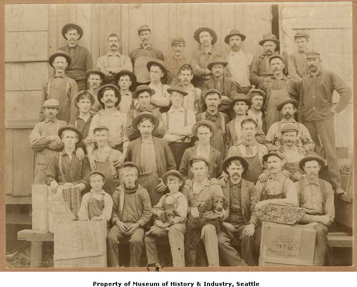 McVay_Mill_employees_August_10_1898