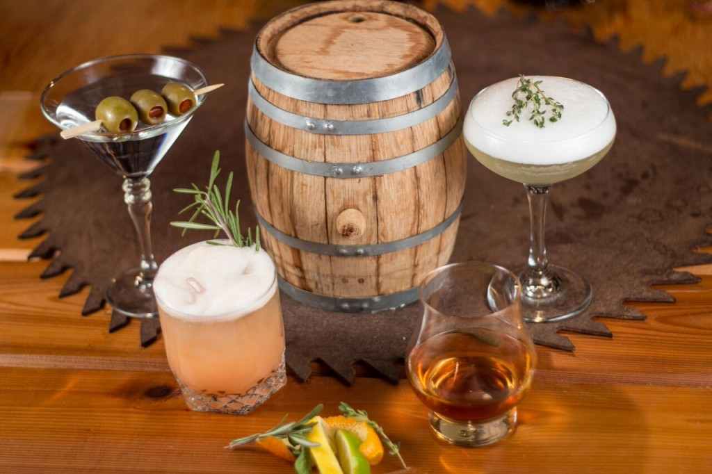 Shingletown martinis, cocktails, and spirits make the perfect gift!