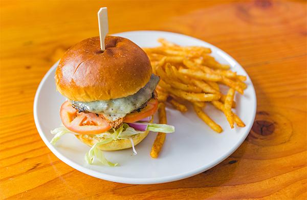 Shingletown Burger and Fries